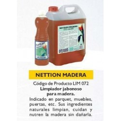 Limpiador Nettion Madera 10 L