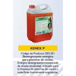 Desengrasante Kenex P extra