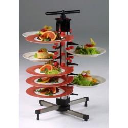 Apilaplatos de mesa