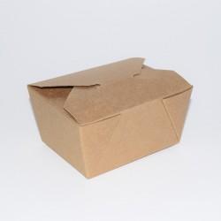 Envase cartón kraft 2880 ml P/25