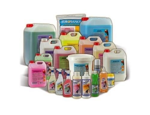 Limpiadores y Desinfectantes
