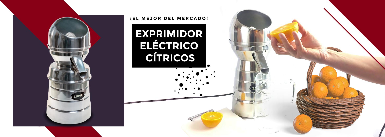Exprimidor eléctrico cítricos